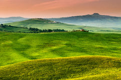 Toscanië - Italië Royalty-vrije Stock Afbeelding