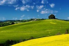 Toscanië - Italië Royalty-vrije Stock Afbeeldingen