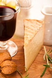 toscano tuscan προβάτων pecorino τυριών Στοκ Εικόνα