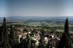 Toscany Royaltyfri Foto