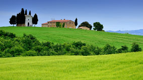 Toscany landscape Royalty Free Stock Photography