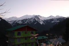 Tosh, Himachal Pradesh immagine stock libera da diritti