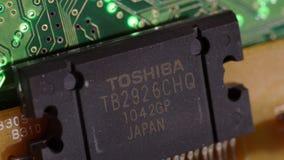 toshiba stock video