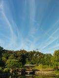 Toshima trädgård Arkivfoton