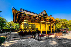 Tosho-Gu shrine, Tokyo, Japan. Stock Photos
