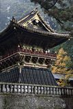 Toshogo Temple, Nikko Stock Photo