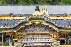 Toshogu świątynia w Nikko Fotografia Stock