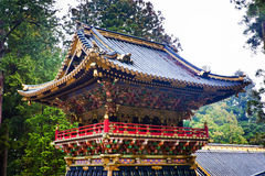 Toshogu Bell Tower Royalty Free Stock Image