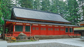 Toshogu Butokuden in Nikko, Japan Stock Photo