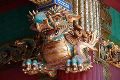 Toshogu elephant sculpture Royalty Free Stock Images