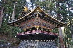 Toshogu Nikko Giappone Immagini Stock Libere da Diritti