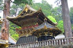 Toshogu, Nikko, Japão fotos de stock