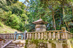 Toshogu Shrine in Japan Royalty Free Stock Photography