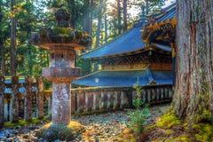 Toshogu Shrine temple in Nikko, Japan Royalty Free Stock Photos