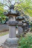 Toshogu Shrine at Ueno Park in Tokyo Royalty Free Stock Photography