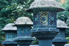 Toshogu Shrine at Ueno Park in Tokyo Royalty Free Stock Photos