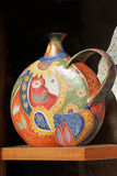 Toskańskie ceramika zdjęcie royalty free