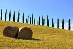 Toskana, Italien Lizenzfreie Stockfotografie