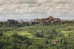 Toskana (Italien) lizenzfreie stockfotografie
