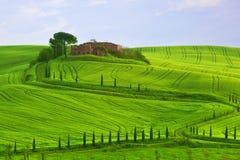 Toskana, Italien Stockfotos