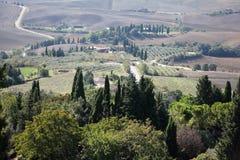 Toskana Italien Lizenzfreie Stockfotografie