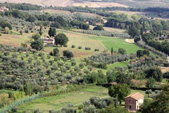 Toskana Italien Stockbilder