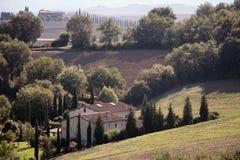 Toskana Italien Stockfotos