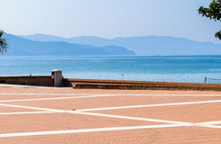 Toskana-Küste Lizenzfreie Stockbilder