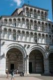 Toskana, Luca Royalty-vrije Stock Foto's