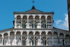 Toskana, Lucca Fotografie Stock Libere da Diritti