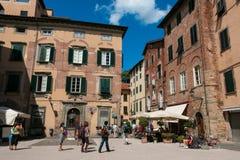 Toskana, Lucca Fotografía de archivo