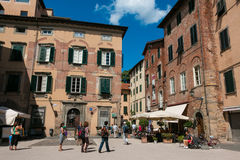 Toskana, Lucca Stock Photography
