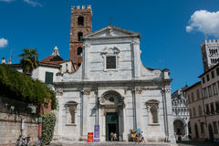 Toskana, Lucca Stock Photo