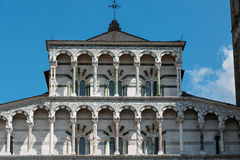 Toskana, Lucques Photos libres de droits
