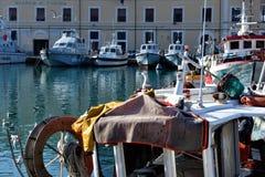 Toskanische Meerblicke, Paradies ist als Nächstes  Lizenzfreie Stockfotografie