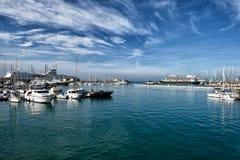 Toskanische Meerblicke, Paradies ist als Nächstes  Lizenzfreie Stockfotos