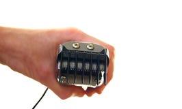 Tosquiadeiras de cabelo Foto de Stock