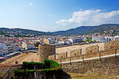 tossa de de fortress mars Photo stock