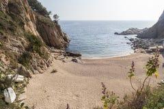 Tossa de Mar, Καταλωνία, Ισπανία Στοκ φωτογραφίες με δικαίωμα ελεύθερης χρήσης
