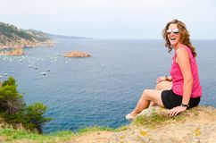 Tossa de Mar Stock Images