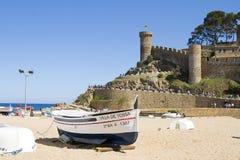 Tossa de Mar Photo stock