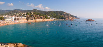 Tossa De Mar Stock Photos