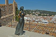 Tossa de mar-Catalonia Royalty Free Stock Photo