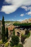 Tossa de Mar city, Costa Brava, Spain Royalty Free Stock Photos