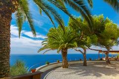 Tossa de Mar on the Costa Brava, Catalonia, Spain Royalty Free Stock Photos