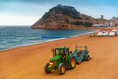 Tossa de Mar on the Costa Brava, Catalunya, Spain Royalty Free Stock Photography