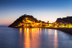 Tossa de Mar Royalty Free Stock Image