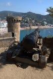 Tossa de Mar port, Costa Brava Royalty Free Stock Photography