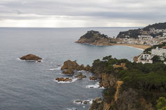 Tossa de Mar, Spain Stock Photos