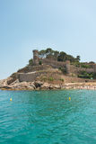 Tossa de Mar Spain Royalty Free Stock Photo